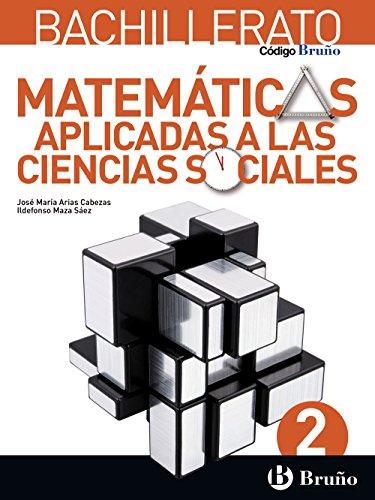 Código Bruño Matemáticas Aplicadas a las Ciencias Sociales 2 Bachillerato - 9788469611579