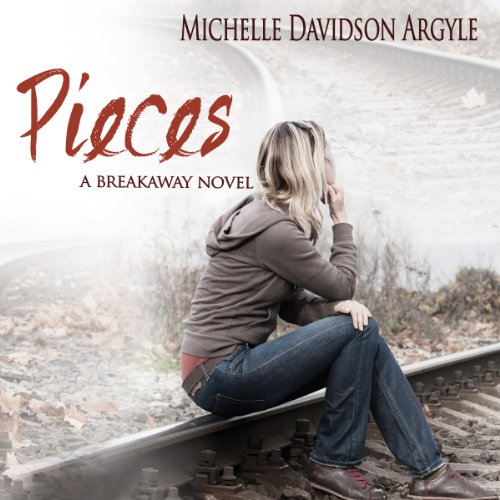 Pieces audiobook cover art