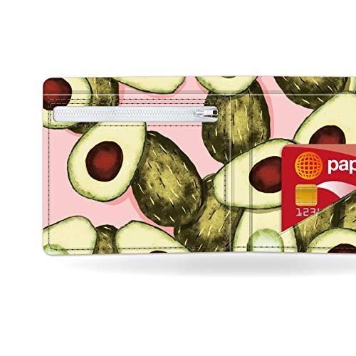 Guacamole - Pappwallet - Portemonaie - Geldbörse - aus absolut reissfestem und wasserabweisenden Tyvek® - Made in Germany