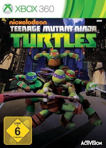 Teenage Mutant Ninja Turtles [Importación Alemana]