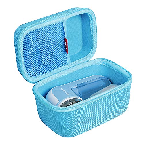 Hermitshell Travel Case for BEAUTURAL Fabric Shaver and Lint Remover (Only Case) (Blue)
