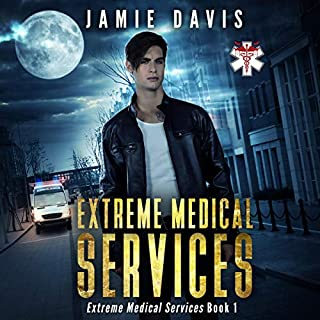 Extreme Medical Services audiobook cover art
