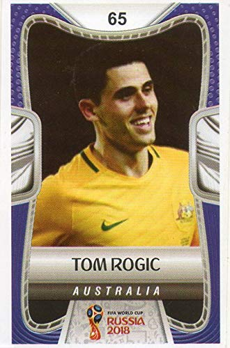 World Cup Russia 2018 Sticker Peru Tom Rogic Celtic Football Club 1887