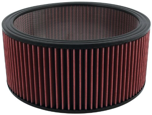 "Allstar Performance ALL26006 14"" x 6"" Washable Air Filter Element"