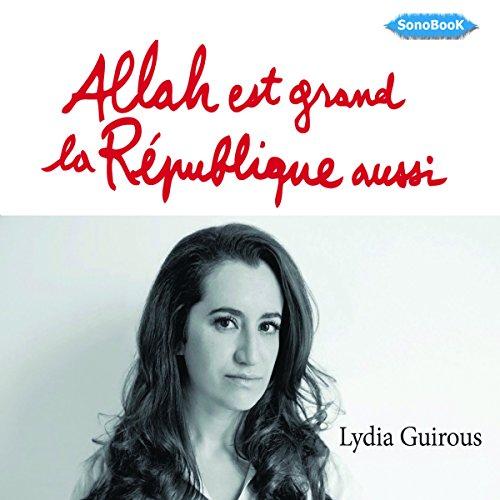 Allah est grand, la République aussi cover art