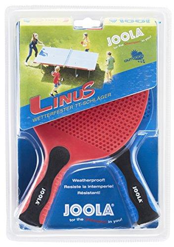 JOOLA Unisex– Erwachsene Linus Tischtennisschläger, Mehrfarbig, One-Size