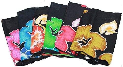 Kunsthandwerk Asien Sarong Flores, Pareo, Toalla de Cadera, Falda, Toalla de Playa