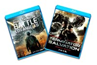 ブルーレイ2枚パック 世界侵略:ロサンゼルス決戦/ターミネーター4 [Blu-ray]
