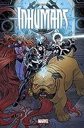 Inhumans - Rois d'hier et de demain de Christopher Priest