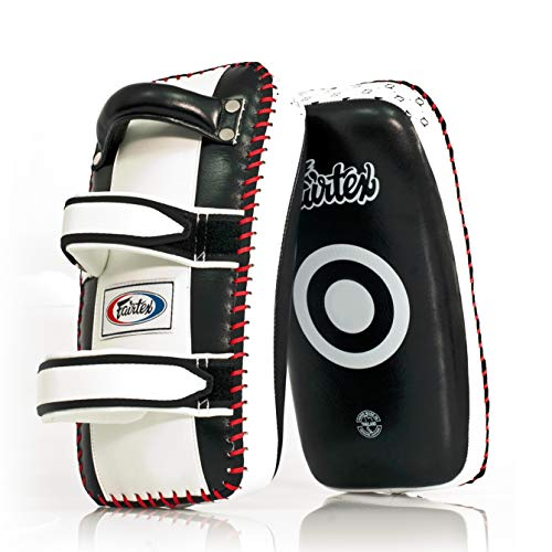 Fairtex Muay Thai Kick Pad - Curved...