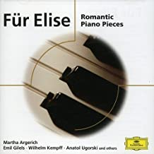 Fur Elise: Romantic Piano Pieces - Eloquence by Fur Elise-Romantic Piano Pieces (2004-10-01)