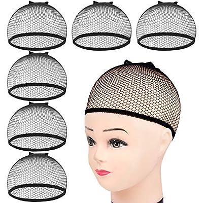 Wig Caps MORGLES 6pcs