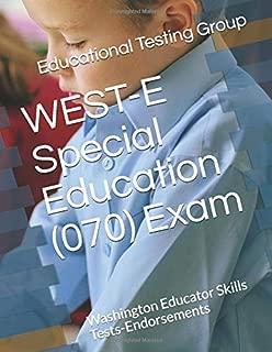 WEST-E Special Education (070) Exam: Washington Educator Skills Tests-Endorsements
