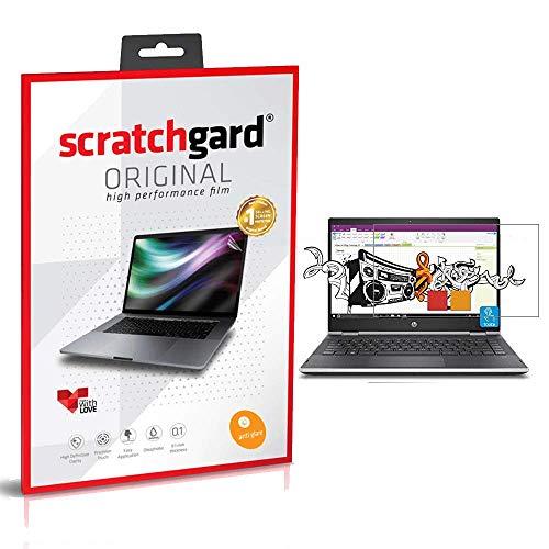 """Scratchgard HP Pavilion X360 14 inch Screen Protector Matte Finish LCD Anti-Scratch Anti-Fingerprints Guard Film for HP Pavilion X360 14"""" cd0077tu (Anti Glare)"""