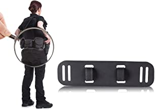 BackUpBrace Belt Back Support for Lower Back Pain Ease & Support | Prevents Back Strain & Sciatic Pain | Trusted by Law Enforcement