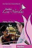 LESE-NOVELAS.A1.Anna, Berlin.Libro: Anna, Berlin - Leseheft (Lecturas Aleman)