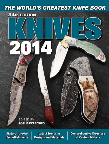 Knives 2014 34th Edition: The World's Greatest Knife Book