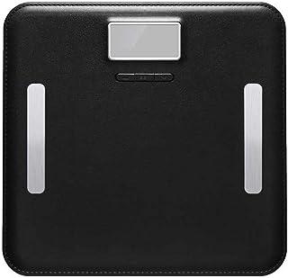 Básculas de baño Digital de precisión con Pantalla de iluminación de Gran tamaño Báscula de baño Digital Báscula de Peso de Alta precisión Pantalla retroiluminada (Color: Blanco) Portátil