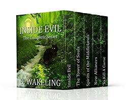 Inside Evil - The Complete Series (Books 1-5) by [Geoffrey Wakeling]