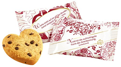 Coppenrath Tassen-Portionen Cookie-Herzen Choco