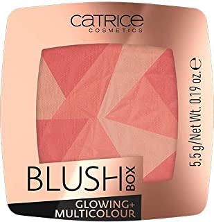 Catrice Blush Box Glowing + Multicolour, 010 Dolce Vita, 43 ml