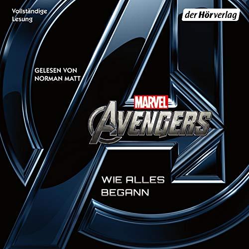 Marvel Avengers - Wie alles begann Titelbild