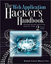 The Web Application Hacker's Handbook and Lab Manual