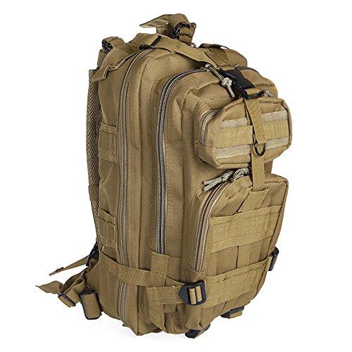 Docooler Sport-Rucksack für den Außenbereich, taktisch, militärisch, Camping, Wandern, Trekking, Terra