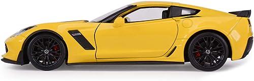 salida de fábrica FDHLTR FDHLTR FDHLTR Coche Modelo 1 24 Simulación De Aleación De Fundición A Presión Adornos De Juguete Colección De Autos Deportivos Joyería 18.7x9x5.3 CM Modelo de Auto  excelentes precios