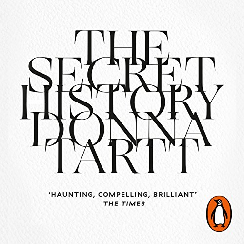 The Secret History cover art
