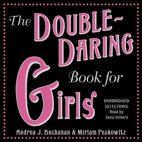 The Double-Daring Book for Girls audiobook cover art