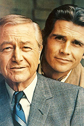 Marcus Welby M.D. Featuring Robert Young, James Brolin 24x18 Poster