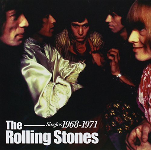 Singles 1968-1971 Vol 3 by Rolling Stones Box set edition (2005) Audio CD (The Rolling Stones Singles Box Set 1971)
