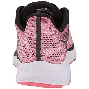Saucony Women's Guide 14 Running Shoe, Rosewater/Punch, 8.5