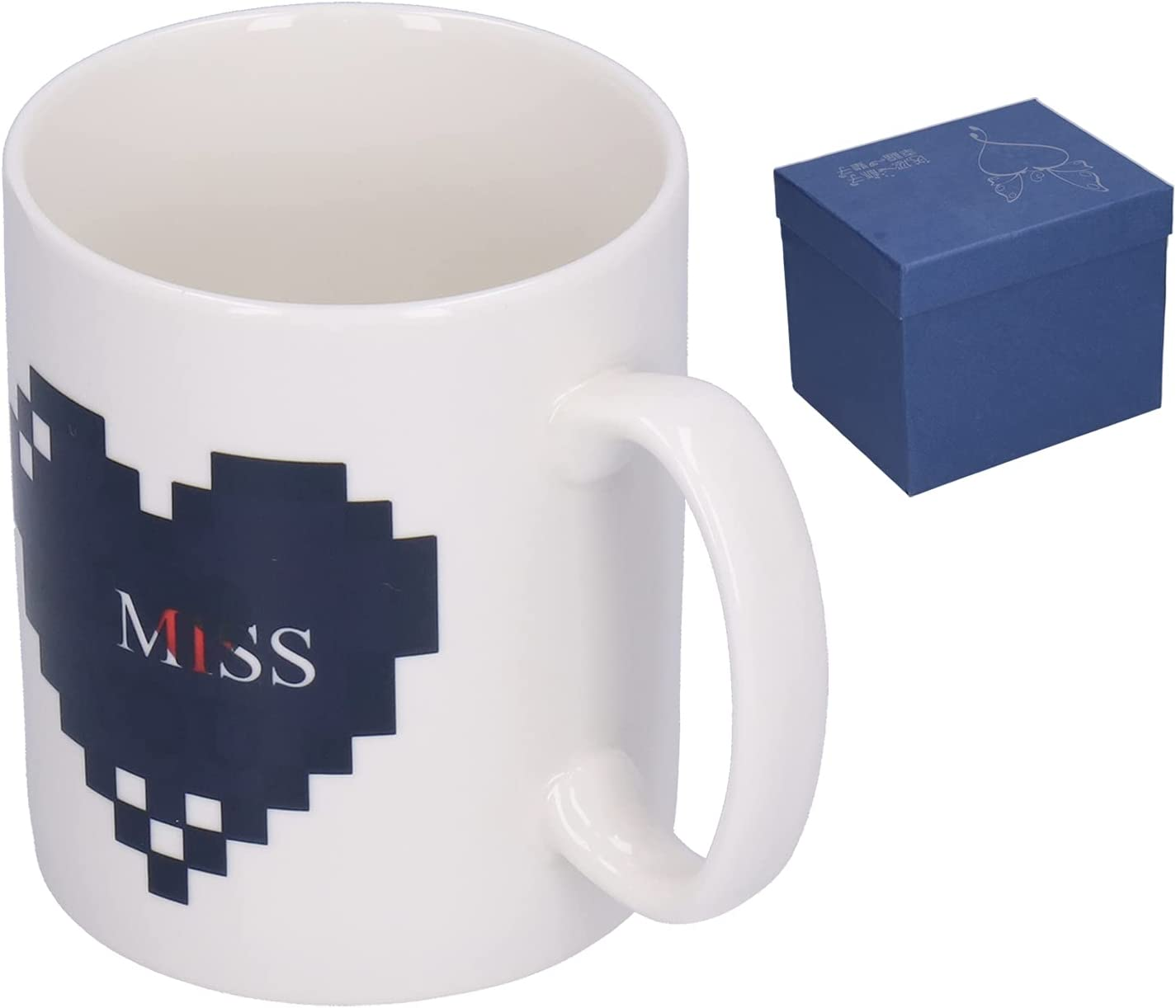 Heat Sensitive Coffee Cup Ceramic Sacramento Mall In a popularity Color Changing Drinking