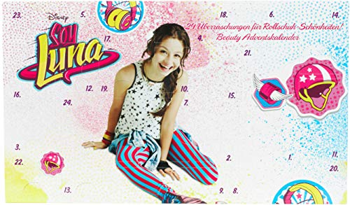 DISNEY Princesses Calendrier de l'Avent Soy Luna Maquillage