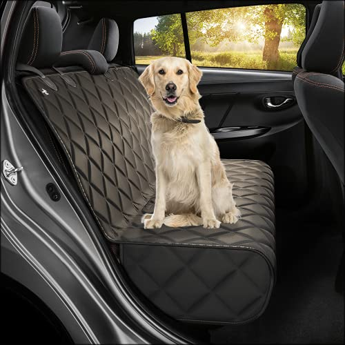 Active Pets Bench Dog Car Seat Cover for Back...