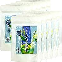 国産100% 巣鴨のお茶屋さん山年園の水出し緑茶(抹茶入り) ティーパック 10g×15パック×10袋セット 巣鴨のお茶屋さん 山年園