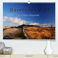 Bayerischer Wald - der Osten Bayerns (Premium, hochwertiger DIN A2 Wandkalender 2022, Kunstdruck in Hochglanz): Bilder des schoensten Mittelgebirges Deutschlands (Monatskalender, 14 Seiten )