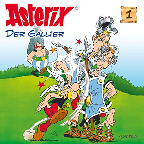Asterix der Gallier Titelbild