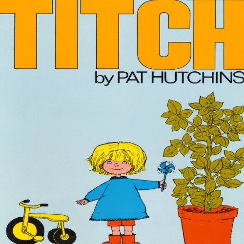 Titch  audiobook cover art