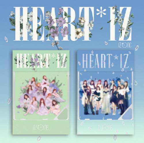 [Album]HEART*IZ:2nd Mini Album – IZ*ONE[FLAC + MP3]