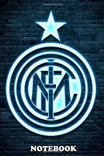 Inter FC Pantofole Cotone Mesh Uomo Ufficiali Internazionale interbest/_AA