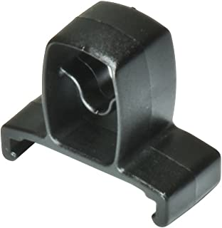 Ernst Manufacturing 1/2-Inch Dura-Pro HD Impact Socket Clips, 15-Pack, Black