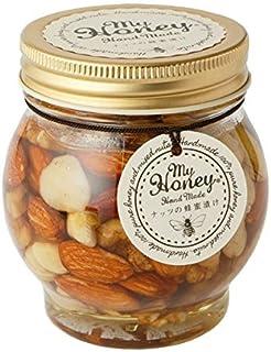 ナッツの蜂蜜漬け 200g (A01:L(200g)×1個・簡易包装)