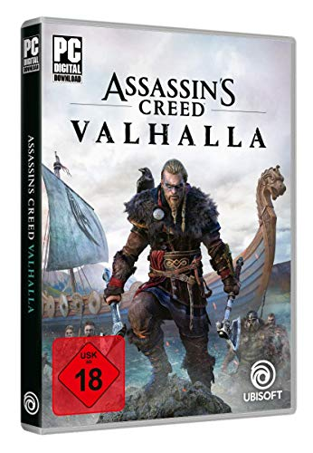 Assassin's Creed Valhalla Standard Edition - PC - [Code in a box - enthält...