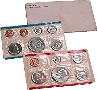 1973 uncirculated coin set