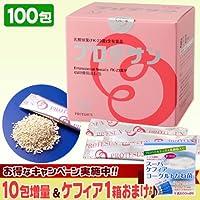 プロテサンM[100包+10包プレゼント] +スーパーケフィア1箱