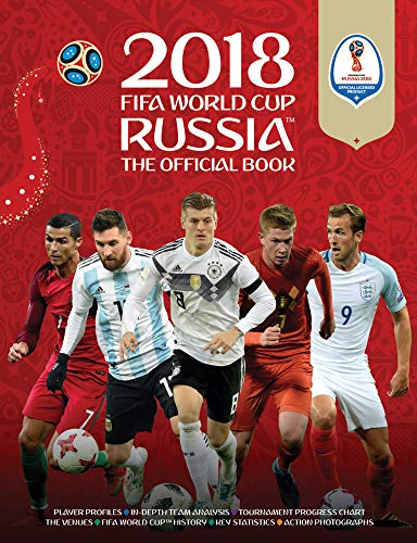 2018 FIFA World Cup Russia™ The Official Book (Y)