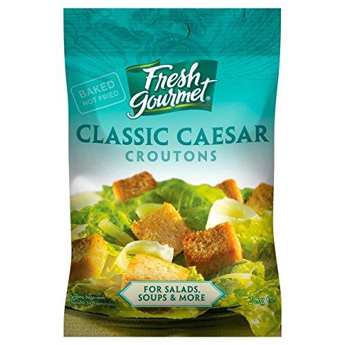 Fresh 28g Gourmet Classic Caesar crutones